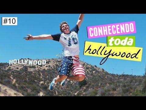 Conhecendo TODA Hollywood: Letreiro, museus, Boulevard e lojas #IgorTakeLA Ep.10