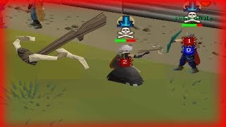 Hunters Crossbow PKing ft Heavy Ballista |Road to Dragon Claws(R2D ep17)| (OSRS)