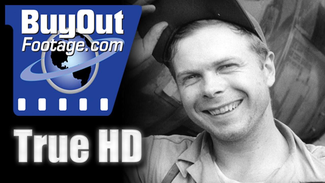 Download Major Richard Bong Fatal Plane Crash | HD Stock Footage