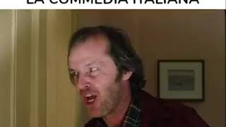 Quando shining incontra la commedia italiana