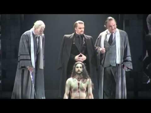 Trial before Pilate (39 lashes) - Kristoffer Hellström