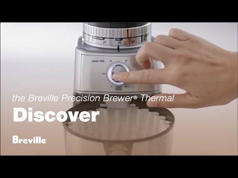 the Breville Precision Brewer™ - Fast Mode