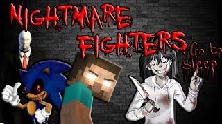 ROBLOX   Nightmare Fighters  By Inkyfan2342