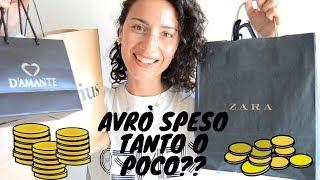 SHOPPING ESAGERATO o SHOPPING MODERATO??!!