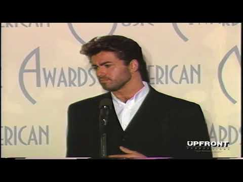 George Michael comments about award shows (1989) by filmmaker Keith O'Derek