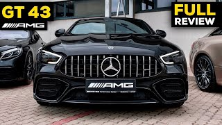 2020 Mercedes AMG GT 4 Door Coupe NEW GT43 vs GT63 S FULL In-Depth REVIEW Exterior Interior