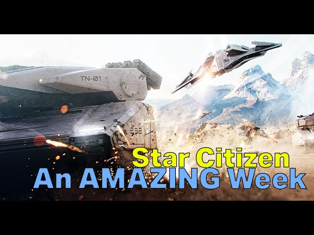 What An AMAZING Week - CitizenCon Details, Death Lore, Freefly & MORE! | Star Citizen This Week