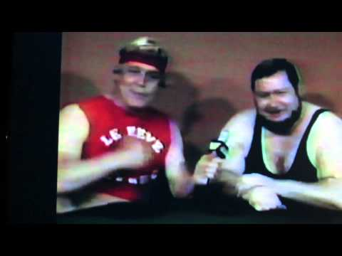 PAT PATTERSON BRUNCH  INTERVIEW WITH GILLES THE FISH POISSON