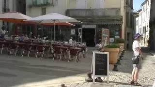 Forcalquier (France-Alpes de haute Provence)-Partie 1-
