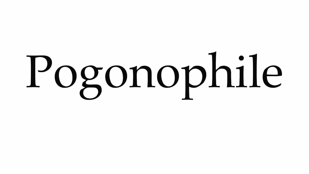 pogonophil