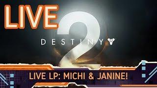 Destiny 2 - Livestream / Strikes / Events / Patrouillen #8