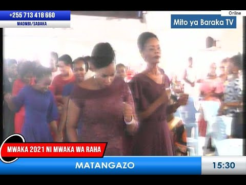 Download #LIVE TANGAZO LA UCHUMBA ~ MITO YA BARAKA CHURCH