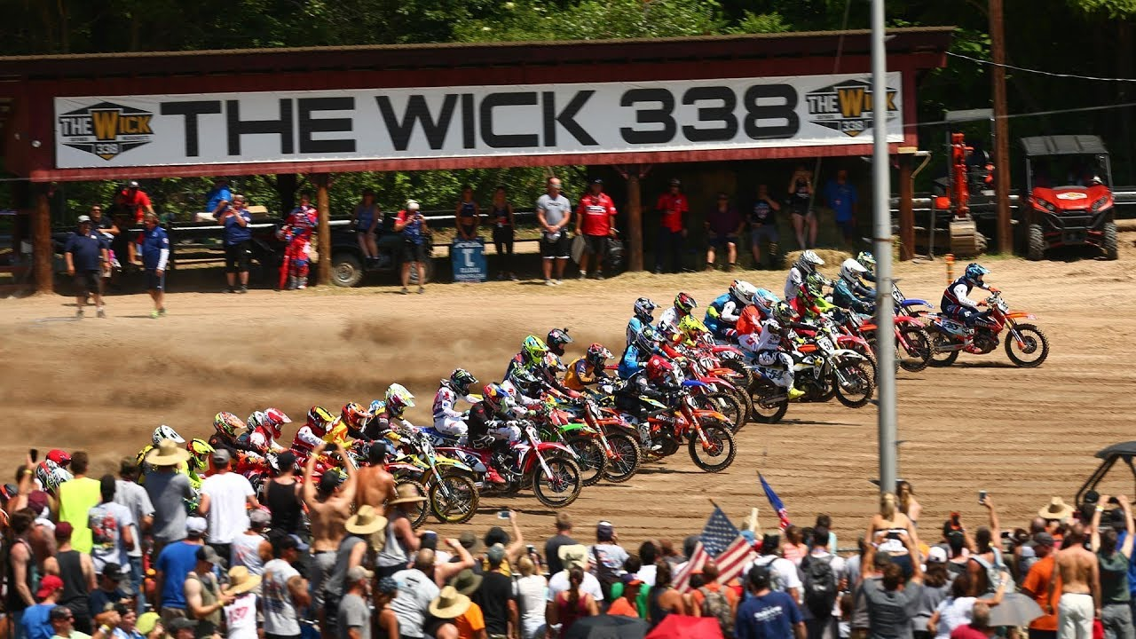 2018 Kubota Southwick National Race Highlights