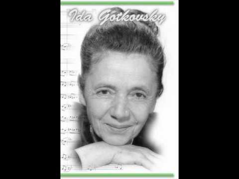 Ida Gotkovsky, Brillance -  II (Desinvolte)