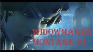 Widowmaker Montage #1 Overwatch   Lefter05