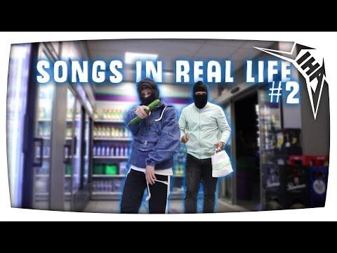 SONGS in REAL LIFE #2 | SIHA