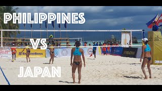 Philippines VS Japan