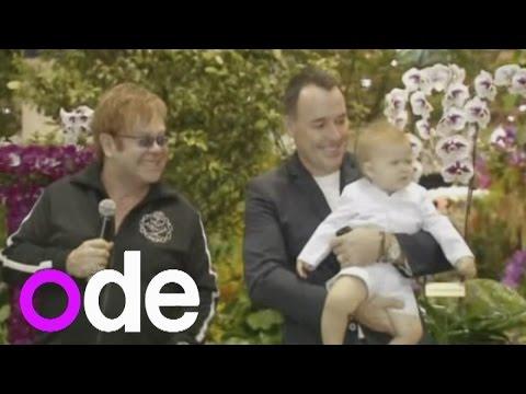 "Elton John slams Dolce & Gabbana over ""synthetic baby"" comments"