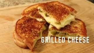 Tbt Vid!!!  Jalapeno And Gruyere Grilled Cheese