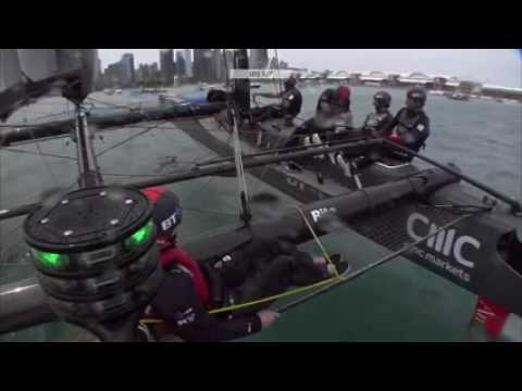 Louis Vuitton America's Cup World Series Сhicago
