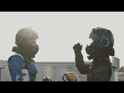 Le Rallye des tondeuses Santamaria - Épisode 3 la Team de Clapiers
