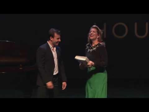 Joyce DiDonato Masterclass - Nicolas Darmanin