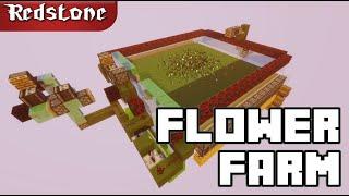 1.15 + Flower Farm-100 % Bone Meal Efficient [35 k items/h]