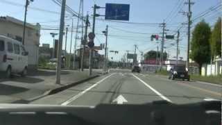 荒尾市~福岡県大牟田市へ (有明海沿岸道路経由) 2012.10.13. ‐6