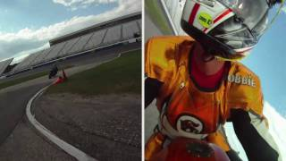 Fishtail Riding School - Robbie Nigl - Motorcycle Racing Track Day at NHMS.mp4