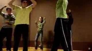 Dutxa dantza