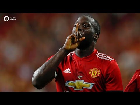Lukaku's First Touch! Manchester United 2-0 Manchester City LIVE REVIEW