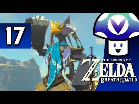 [Vinesauce] Vinny - Zelda: Breath of the Wild (part 17) + Art!