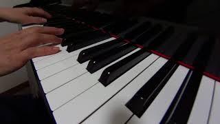 富士よ夢よ友よ/しずおか賛歌 Fuji ,Dream,Friend ピアノ演奏