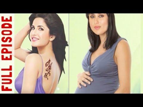 Planet Bollywood News - Katrina Kaif inks TATTOO of Ranbir Kapoor, Kareena Kapoor Khan is PREGNANT & more