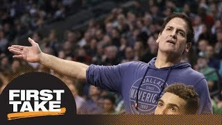 Stephen A., Max and Molly debate Mark Cuban