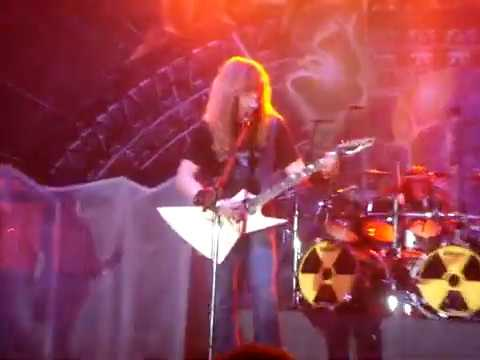Megadeth - The Right To Go Insane (Live In Recife) [By Metal Bootlegs]
