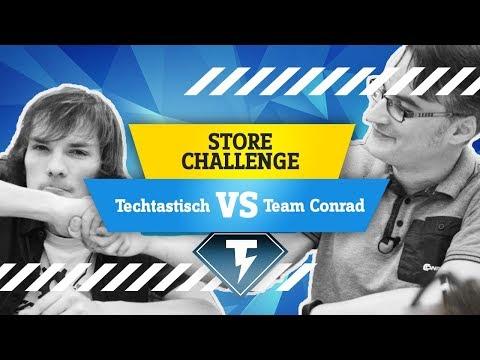 Die Techtastisch Store Challenge | Conrad TechnikHelden
