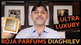 Roja Parfums Diaghilev Fragrance Review + FULL BOTTLE USA GIVEAWAY