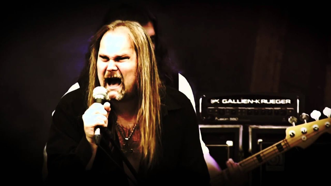 Jorn — Overload |Live Footage Music Video Netherlands|  (Official Video / New Album 2013)