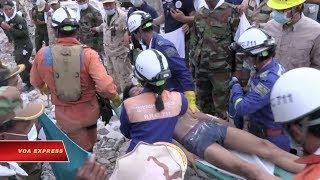 Công dân TQ bị truy tố trong vụ sập công trình ở Campuchia (VOA)
