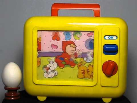 Music box (television) for babies series