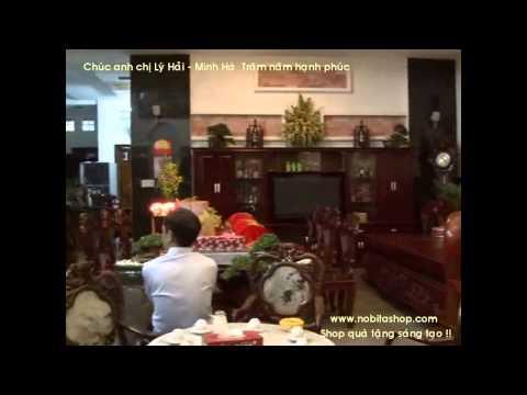 Video đám cưới Lý Hải   Minh Hà    part 1  lam le truoc khi di ruoc dau    Clip đám cưới Lý Hải   Minh Hà    part 1  lam le truoc khi di ruoc dau    Video Zing