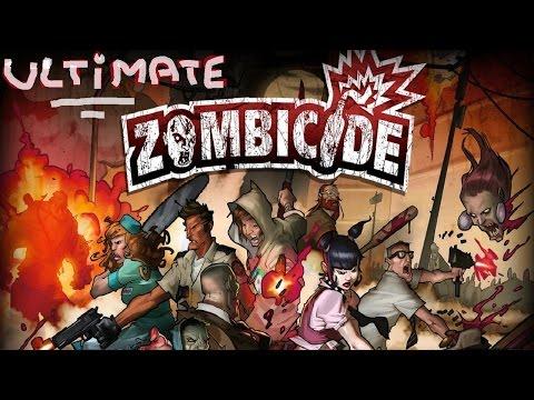 Ultimate Zombicide : Big City (2ème tentative) - 1