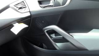 Hyundai Veloster Interior Review and Problems