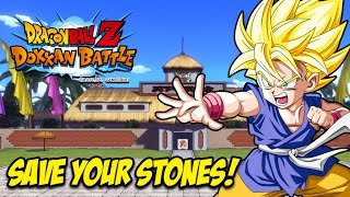 Dokkan Battle: STOP WASTING DRAGON STONES! Why YOU Should Play The World Tournament!