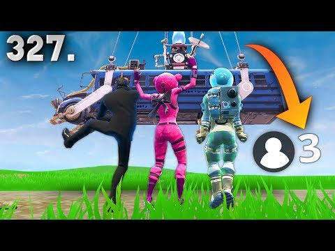 ONLY 3 PLAYER GAME START.. Fortnite Daily Best Moments Ep.327 (Fortnite Battle Royale Funny Moments)