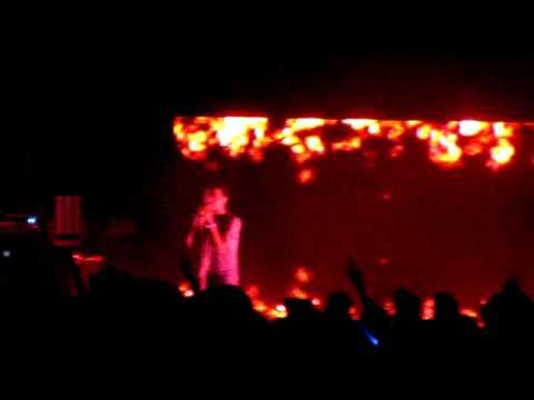 Kid Cudi - Heart of a Lion - Live @ Royal Oak Music Theatre - July '09 (HD)