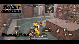 1V1 GUN GAME IN PUBG MOBILE || TRICKYGAMERS VS GAMING POINT|| INTENSE MATCH