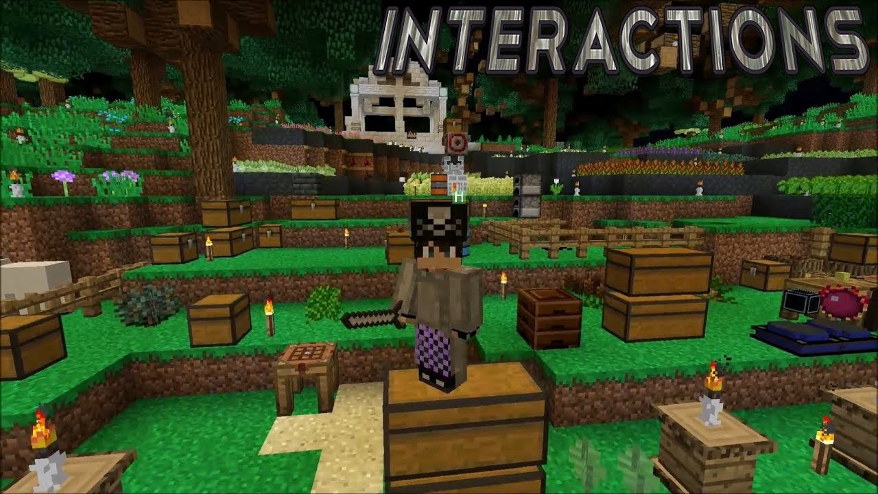 Starting Thaumcraft and Preparing for Steam Power: FTB Interactions Lp Ep  #7 Minecraft 1 12