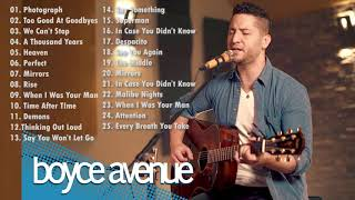 Download Acoustic 2019 | The Best Acoustic Covers of Popular Songs 2019 (Boyce Avenue)